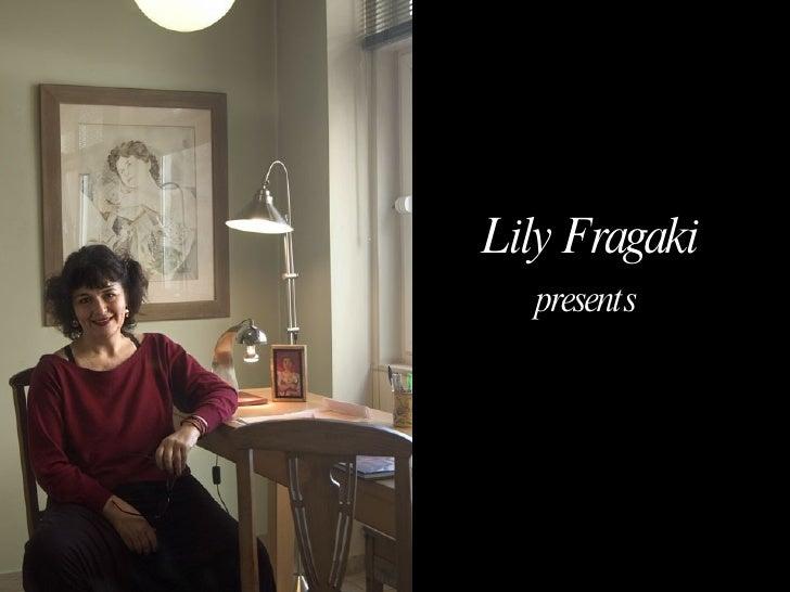 Lily Fragaki Jewellery