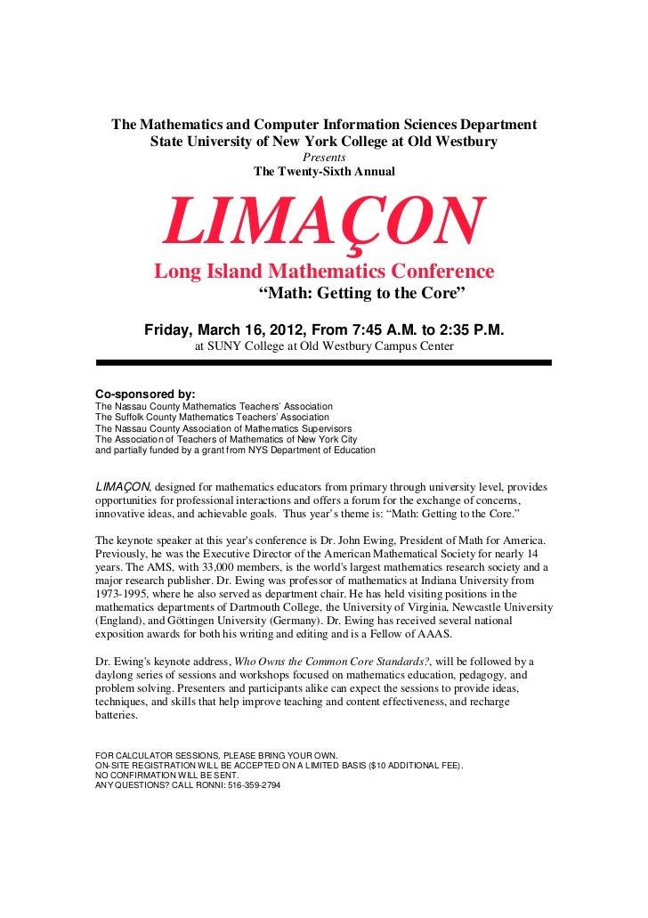 Limacon2012