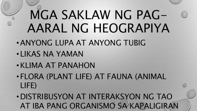 """saklaw at limitasyon ng pag aaral filipino Free essays on saklaw at limitasyon ng pag aaral  this article tries to clarify the various senses of the term """"bahala na"""" in filipino usage."""