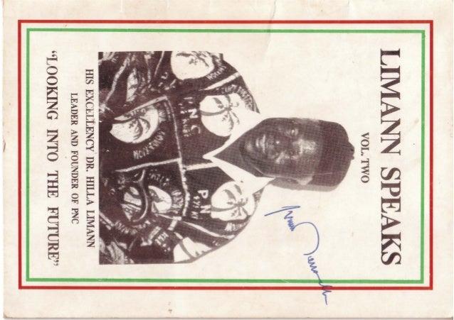 President Hilla Limann, President of Ghana, Sept. 1979 - Dec. 1981,  speaks.