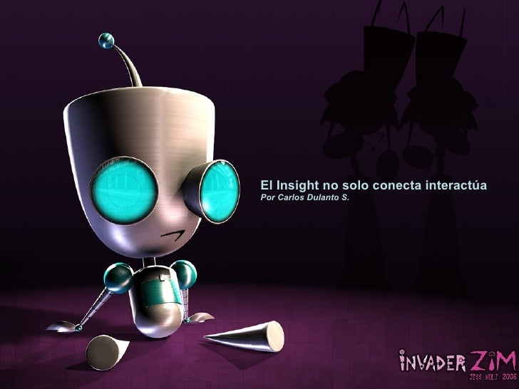 El Insight no solo conecta interactúa Por Carlos Dulanto S.
