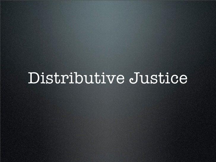 Lim Distributivejustice