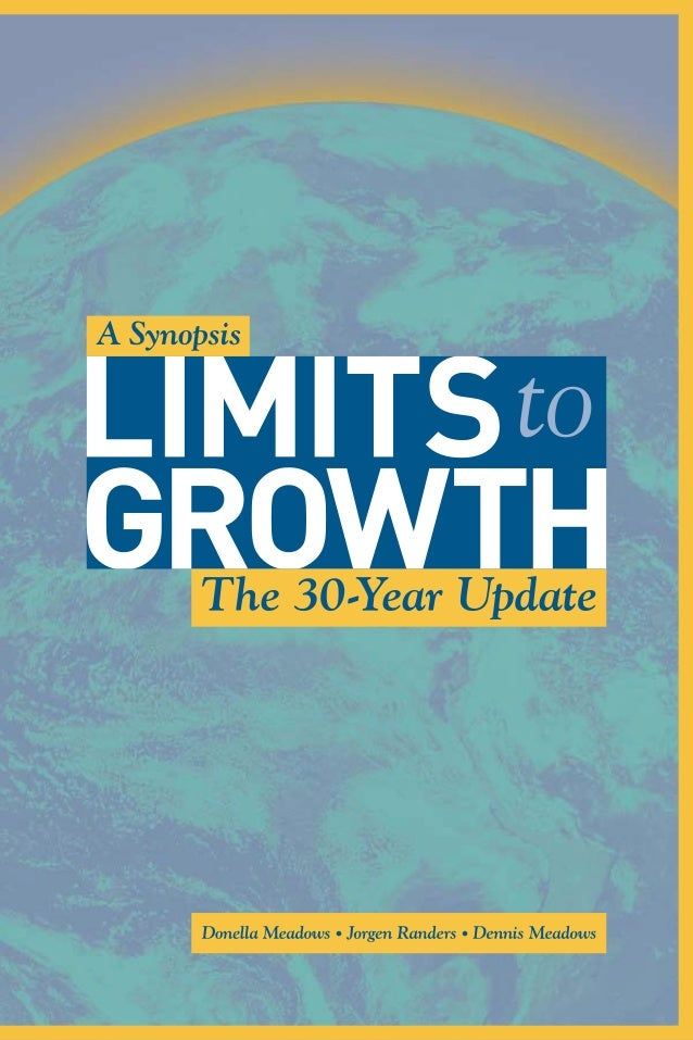 Limits to growth 30 years update