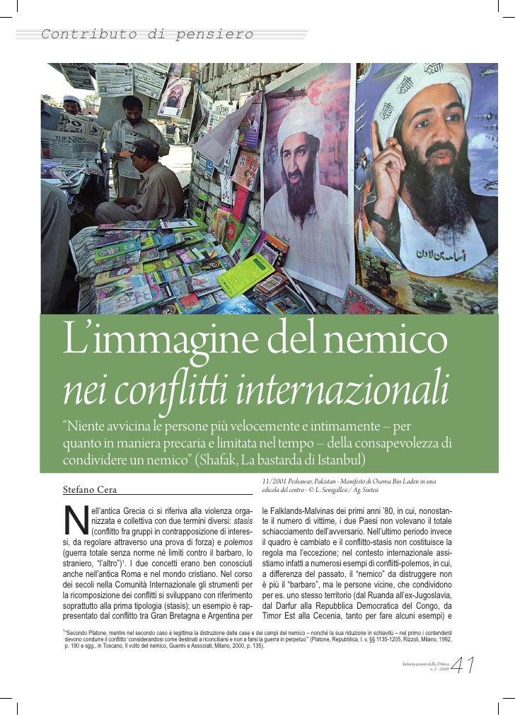 Limmagine del nemico_nei__conflitti internazionali_cera_info_difesa_2_2009