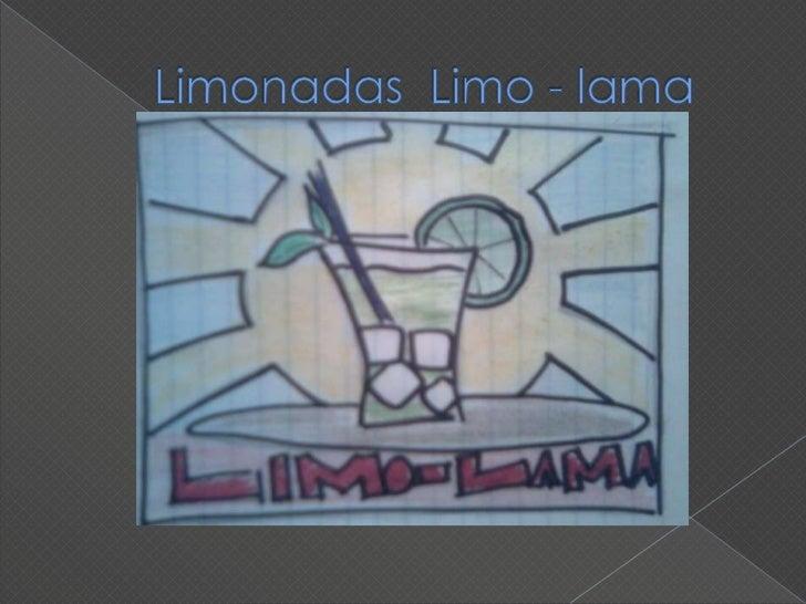 Limonadas  limo   lama