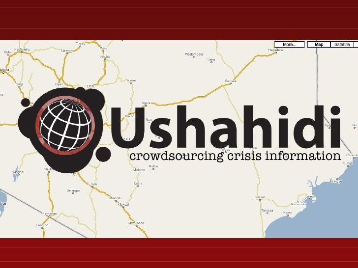 Limo Taboi, Ushahidi, NOW is Digital 2011
