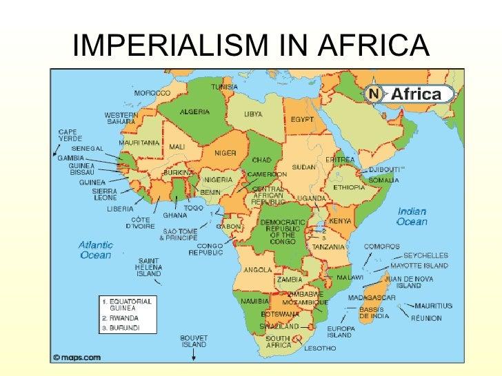 L:Imperialism In Africa