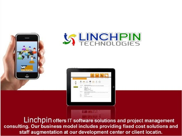 About Linchpin We are emerging player in providing IT Software Solutions for mobile technologies and Project management co...