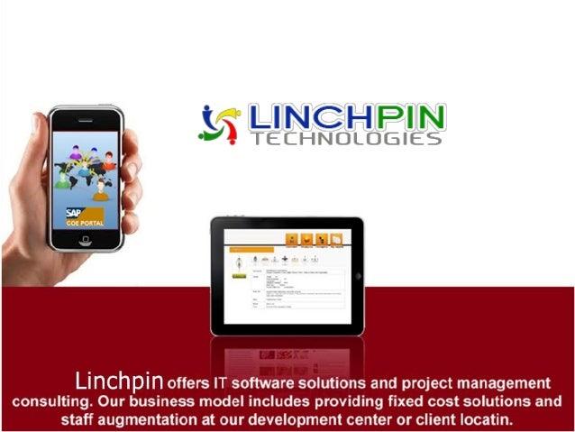 Linchpin iPhone, iPad App and game development