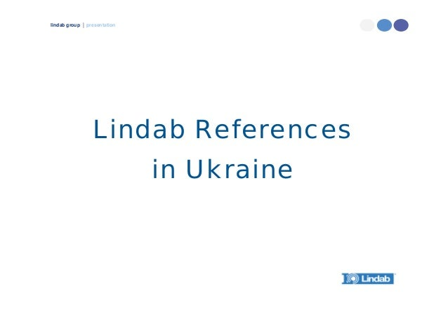 Lindab_Ukraine_references