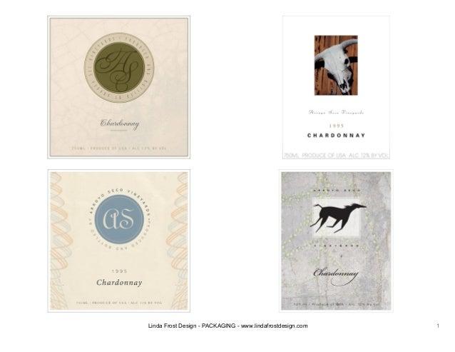 Linda Frost Design Packaging Portfolio