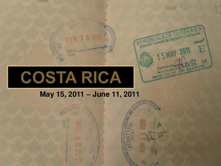 Lindsey's Costa Rica Experience