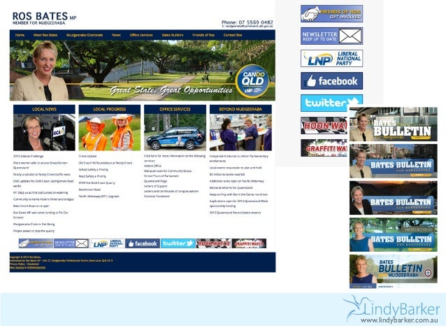 Website Portfolio July 2013
