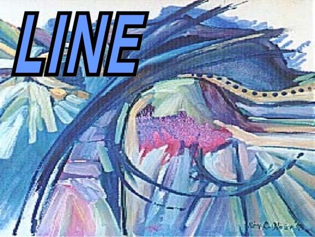 Elements of Design LINE