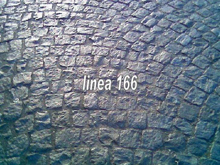 linea 166