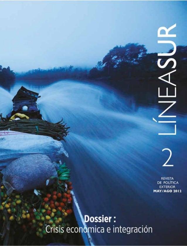 Revista Línea Sur 2
