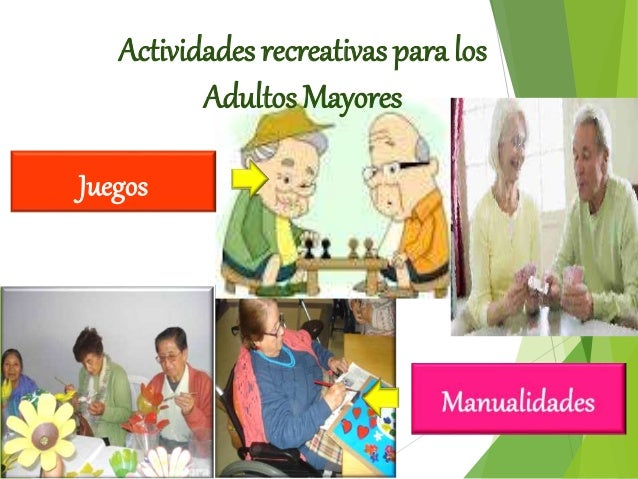 juegos para adultos mayores
