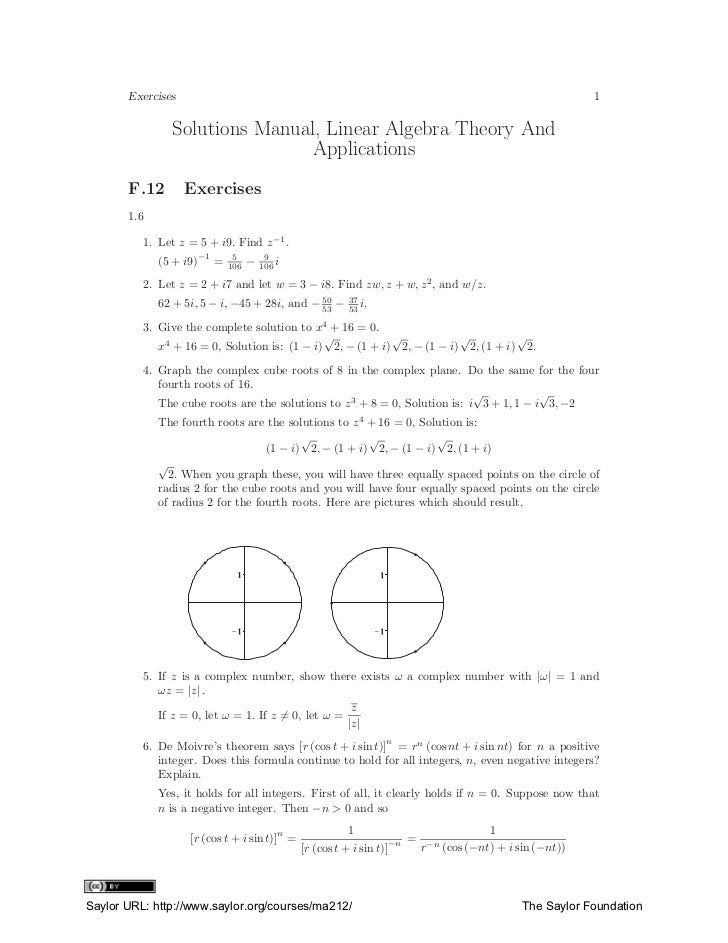 Linear algebra-solutions-manual-kuttler-1-30-11-otc