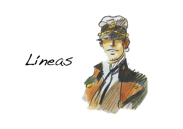 Líneas!
