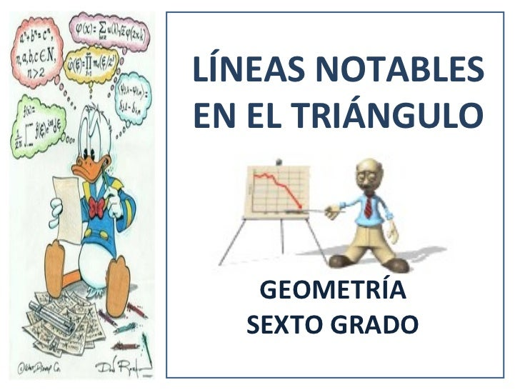 Lineas notables