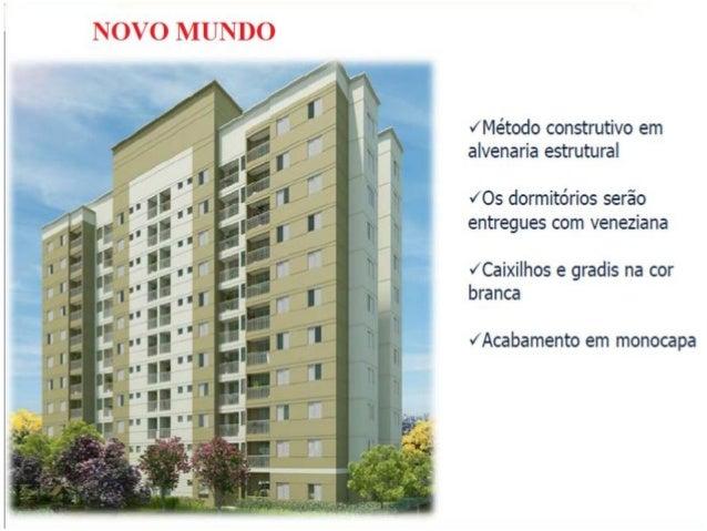 Apartamento Linea  Novo Mundo / Vila FanyInf: 9609-7986