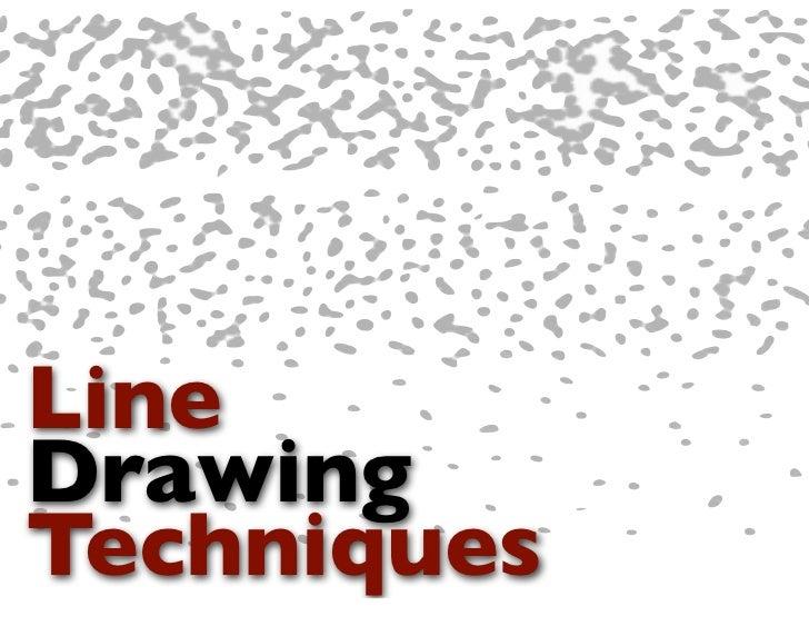 LineDrawingTechniques