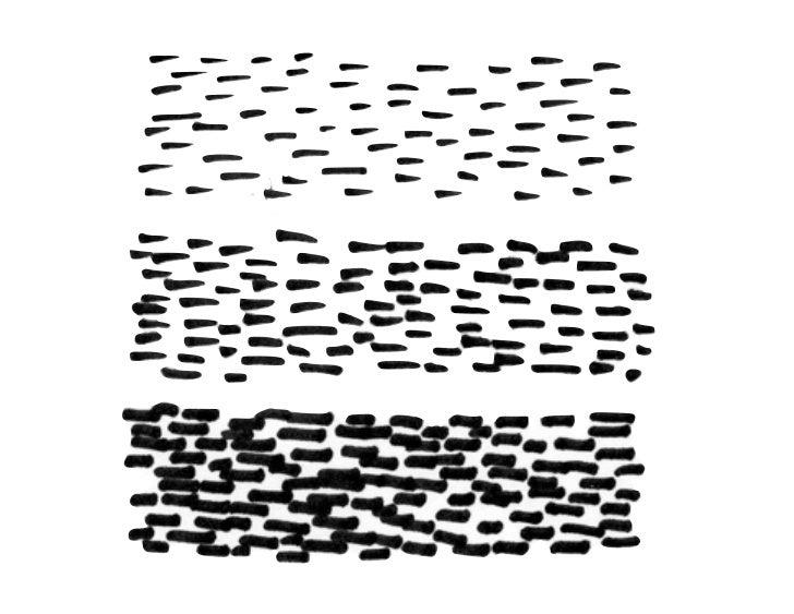 Line Drawing Techniques : Line drawing techniques