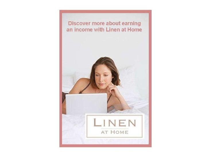Linen At Home Career Plan
