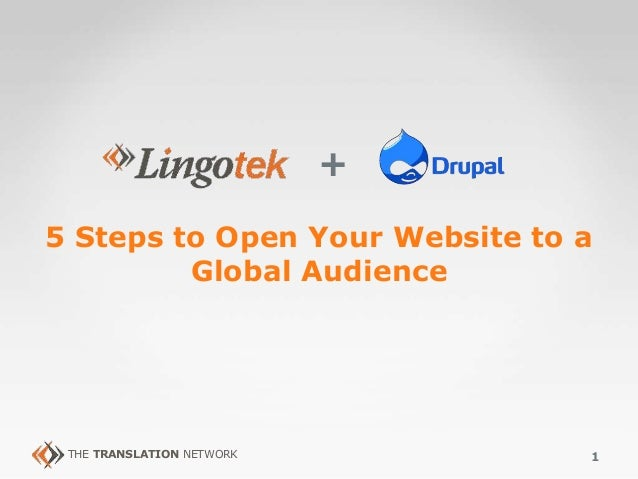 5 Steps to Open Your Website to a Global Audience
