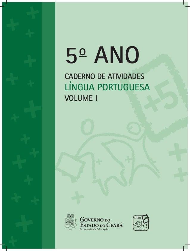 LINGUA PORTUGUES CADERNO DE ATIVIDADE 5º ANO_1º_e_2º_BIMESTRE-PAIC+ ALUNO