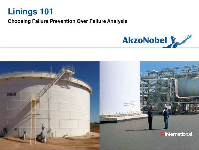 Linings Failure Prevention vs. Analysis