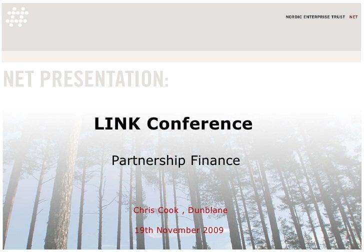 Link Alt Finance 19 11 09