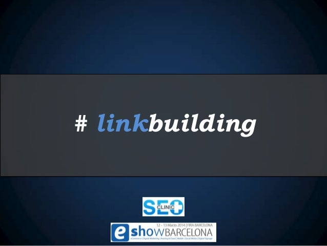 # linkbuilding