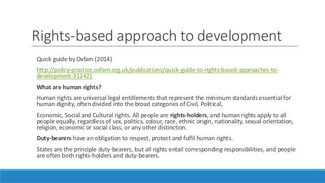 Should human rights be culturally relative?