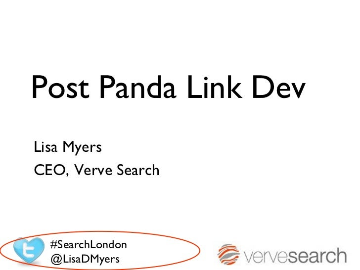 Link Development Post Panda