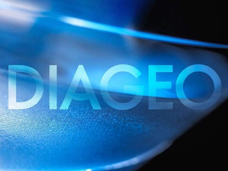 Diageo Presentation - Our Brands