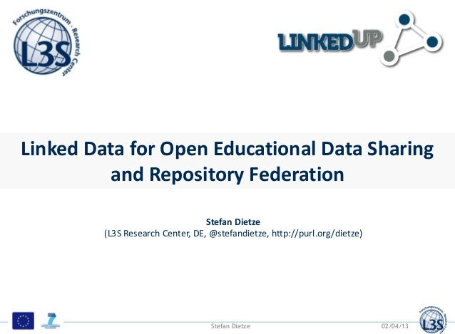 Linked Data for Federation of OER Data & Repositories