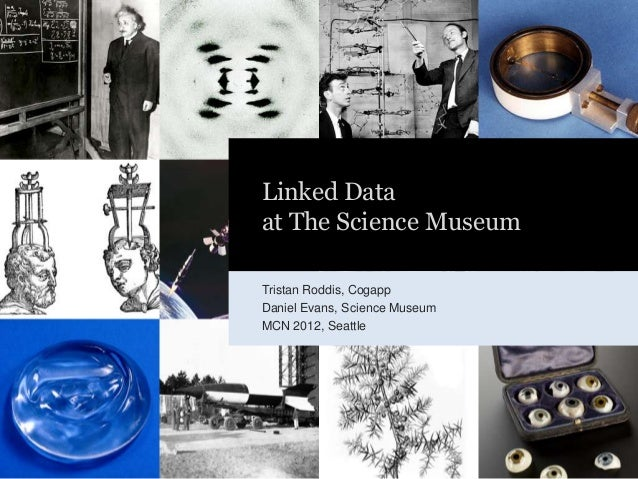 Linked data at the Science Museum