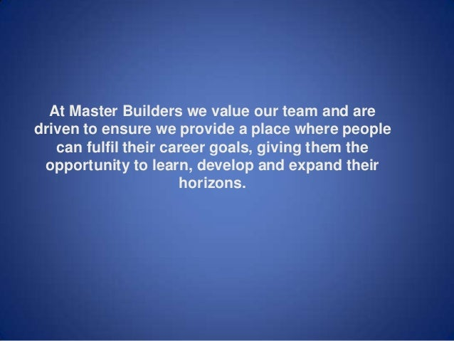 Master Builders Victoria Logo Welcoming Environment