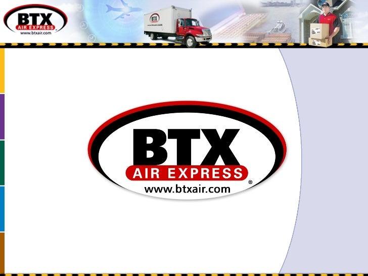 BTX Presentation