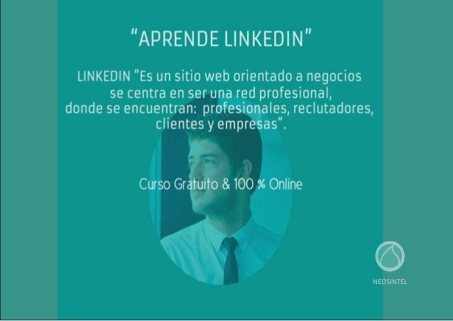 Linkedin Curso