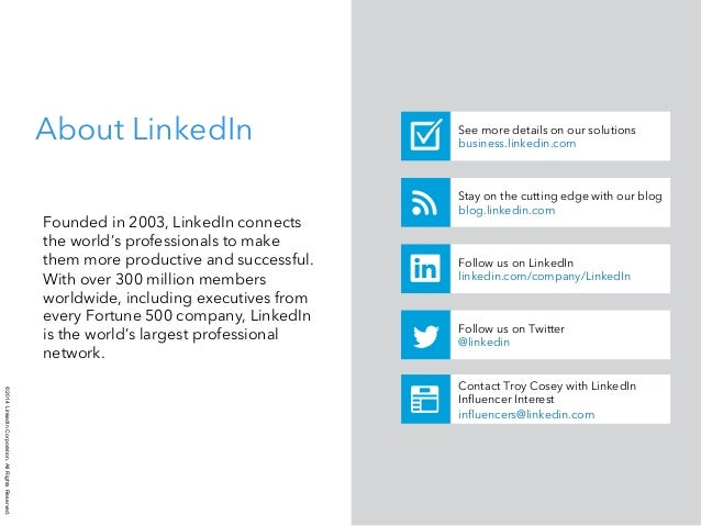 linkedin executive playbook View michelle corsano's professional profile on linkedin linkedin is the world's largest business network, helping professionals like michelle corsano discover inside connections to.