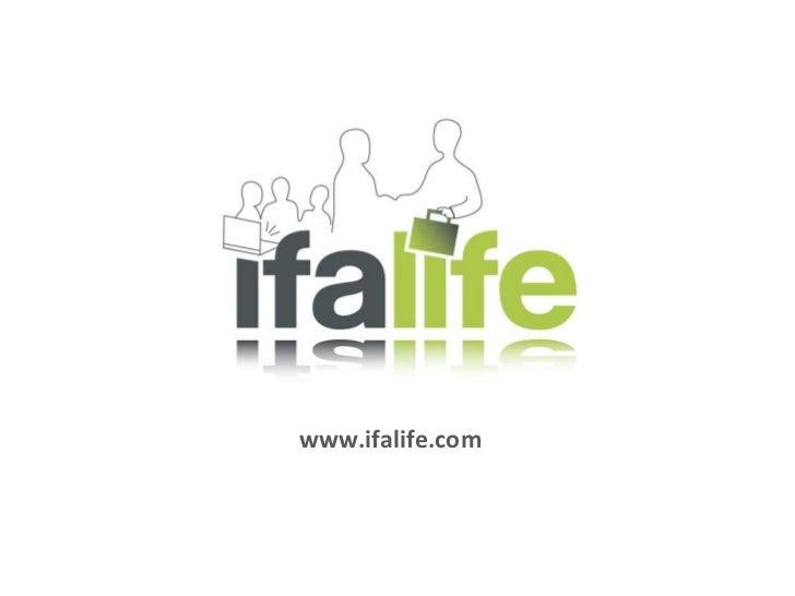 www.ifalife.com