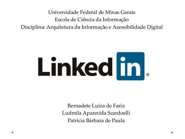 Linked in   parte 2