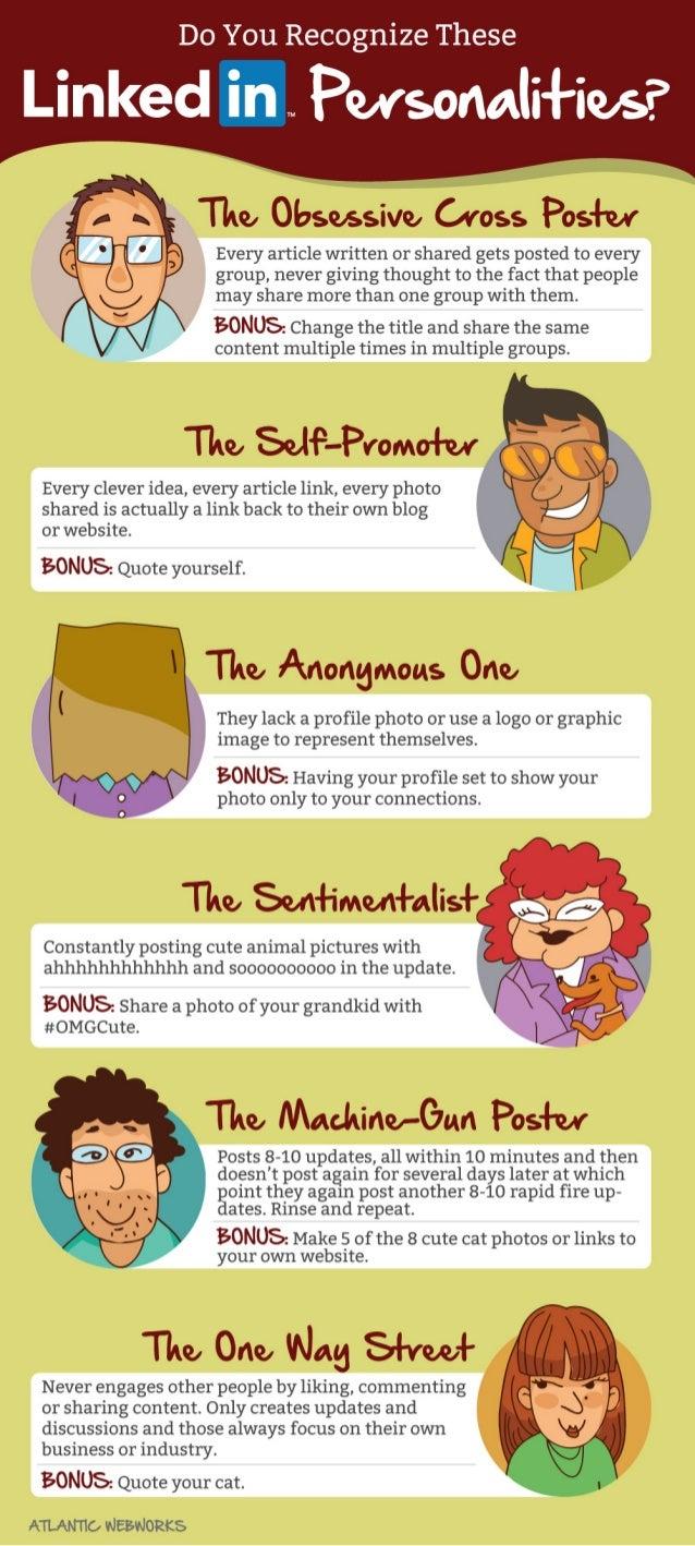 LinkedIn Personalities
