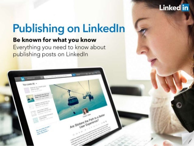 n Au 5 % ea ' '4' A View ,  33 —  .1 v . -1 «:94  Be known for what you know Everything you need to know about publishing ...