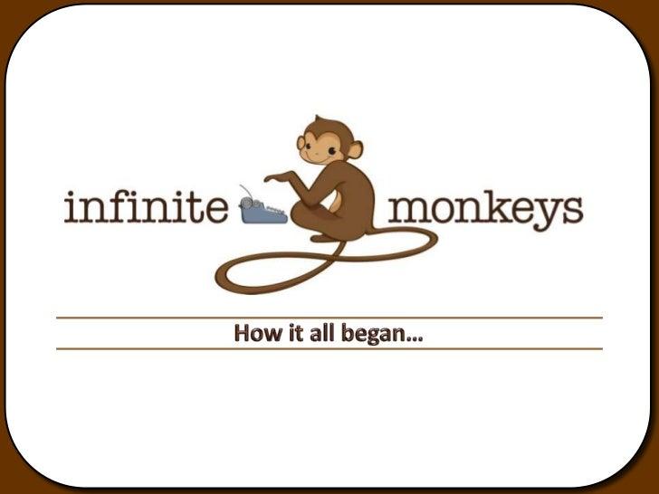 Infinite Monkeys - How it all began