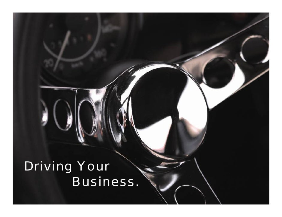 Driving Your        Business.
