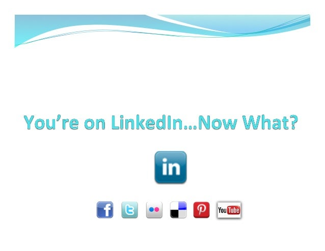 LinkedIn	  —  The	  world's	  largest	  professional	  network	  with	  over	  175	  million	  registered	  members	  and...