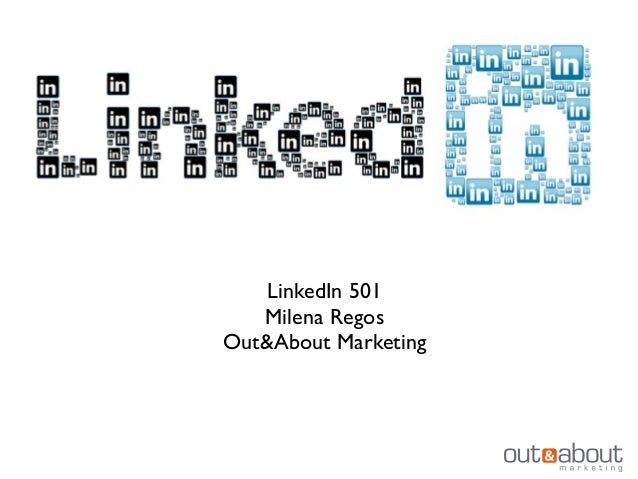 Advanced LinkedIn